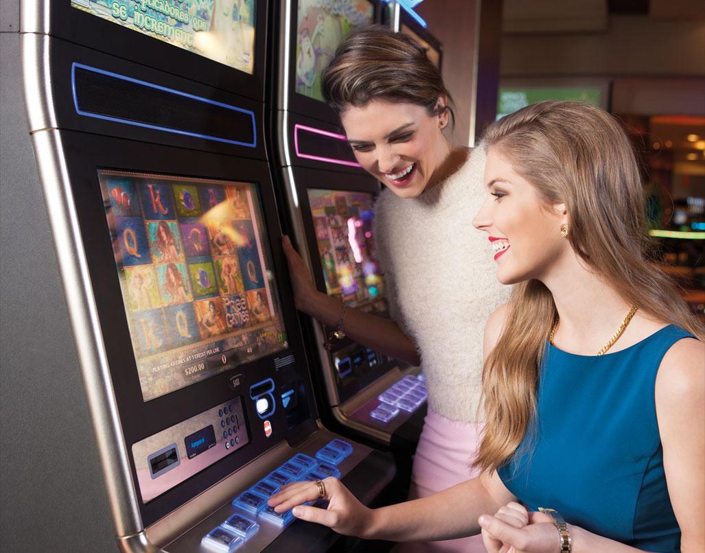 Vegas palms online